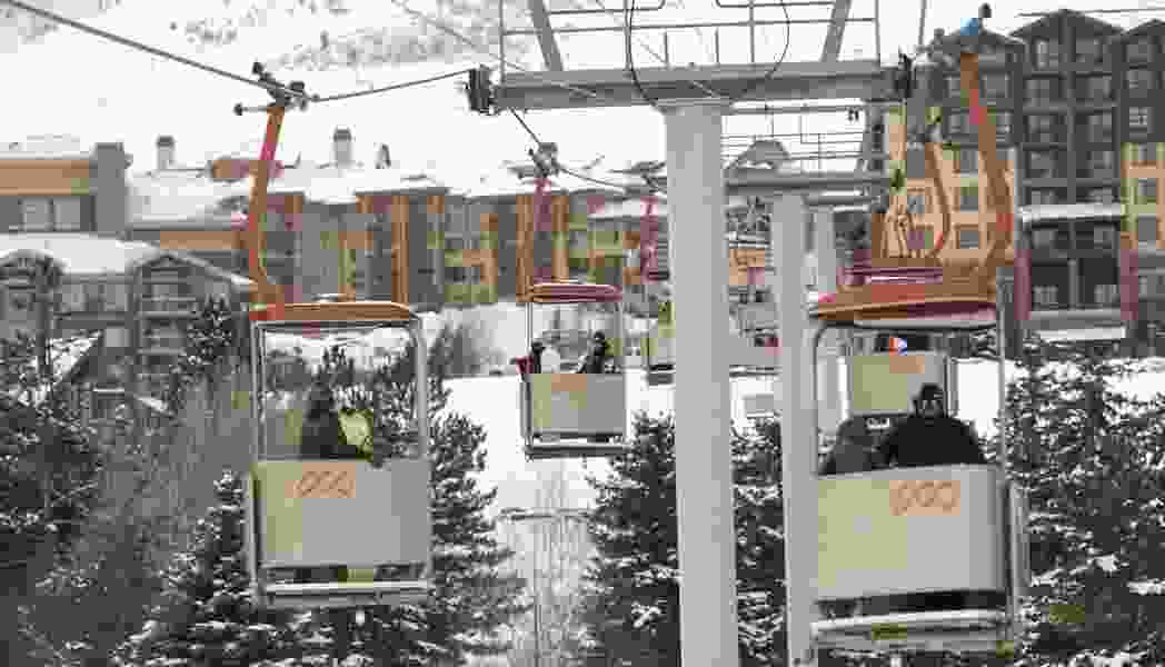 Midmonth snow helped Utah resort lodgings to bounce back some from troubled times