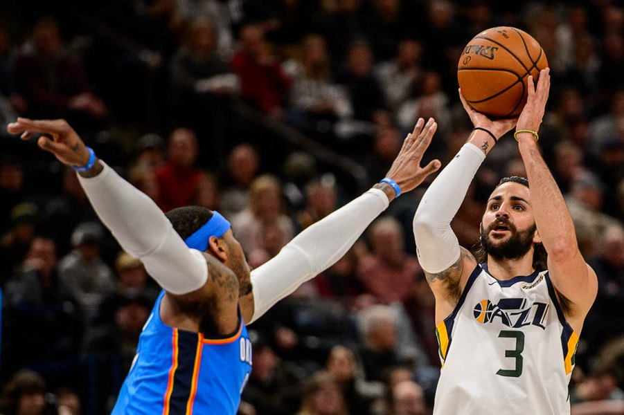 Image result for Rubio is ready for the playoffs jazz