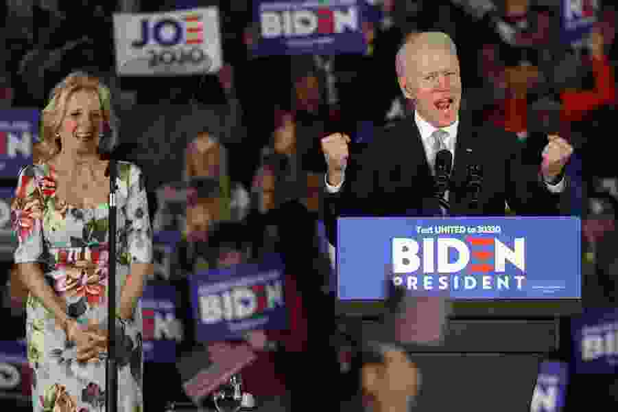 Michelle Goldberg: A Biden presidency could be better than some progressives think
