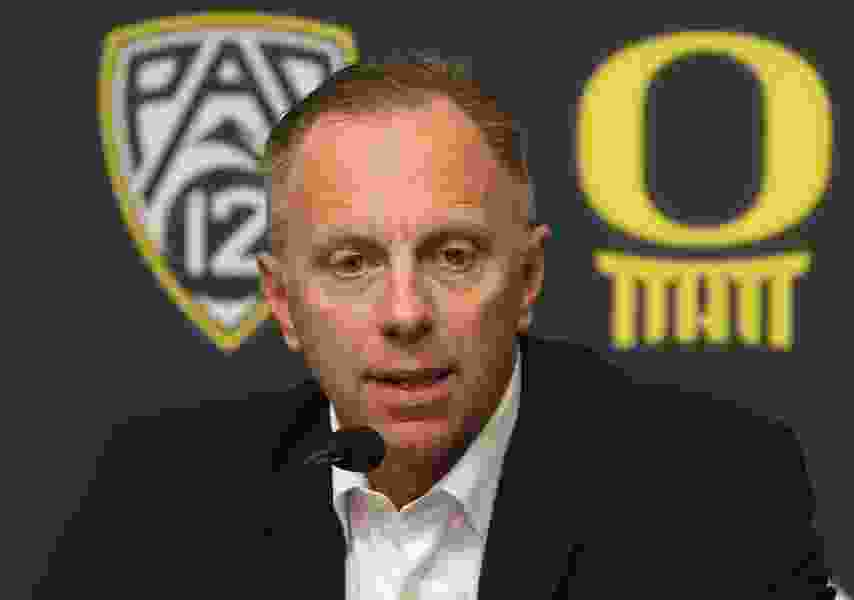 Oregon AD Mullens new playoff selection committee chairman