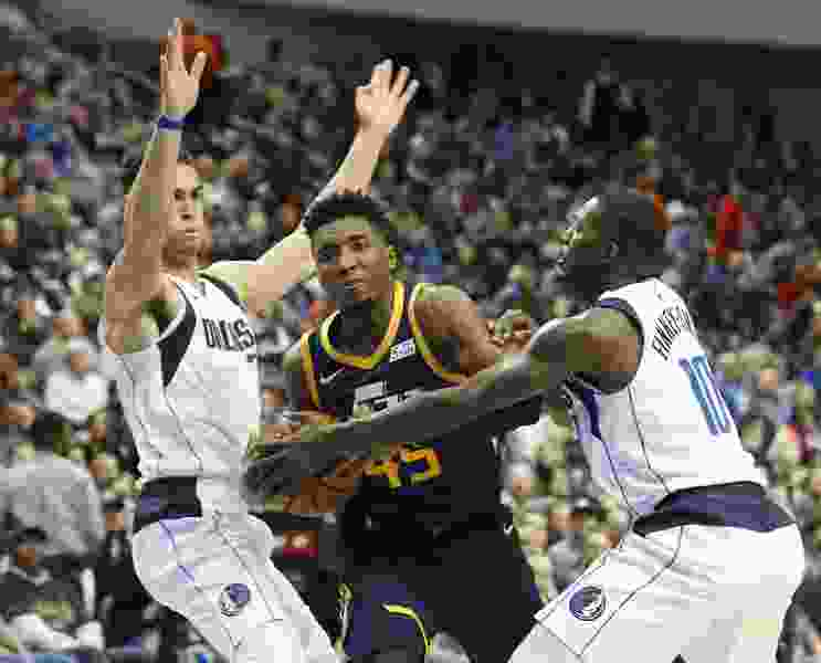 Jazz beat fatigue — and the odds — in back-to-back after double-overtime loss