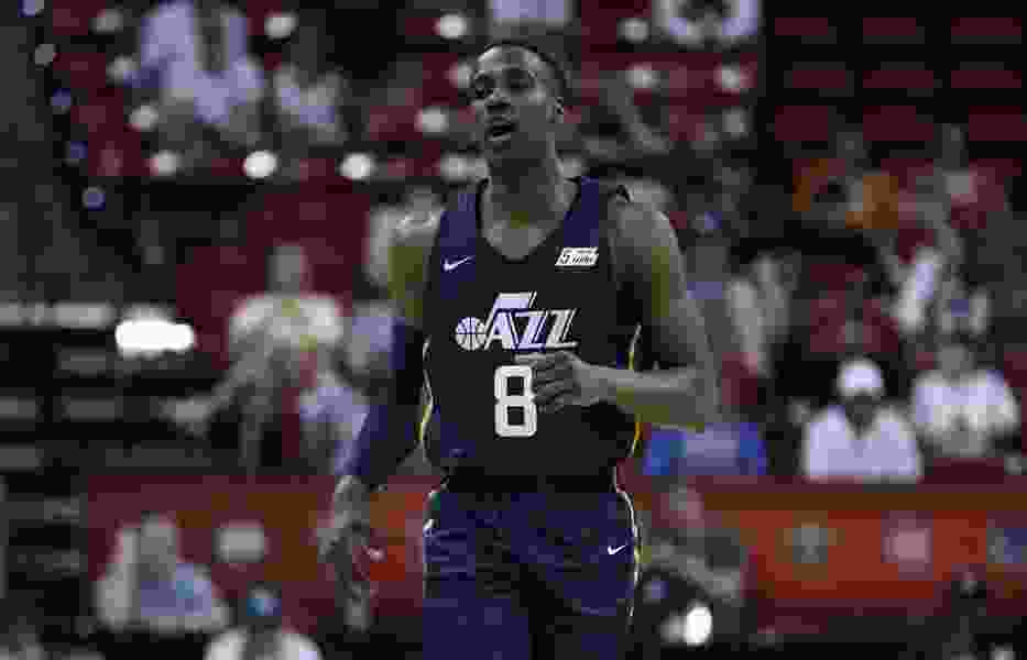 The Triple Team: Shorthanded Jazz suffer summer-league-ending loss; Donovan Mitchell gets backlash from China visit