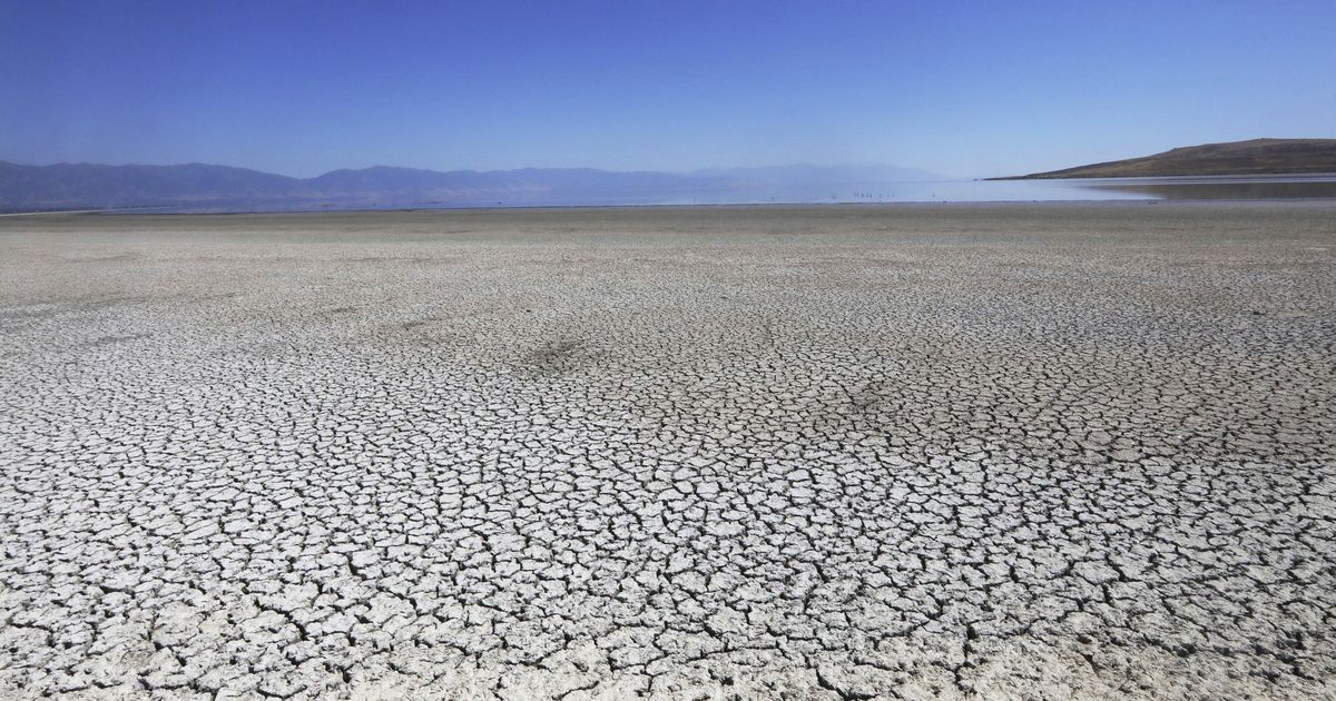 Here's how you can help save water with 90% of Utah in extreme drought