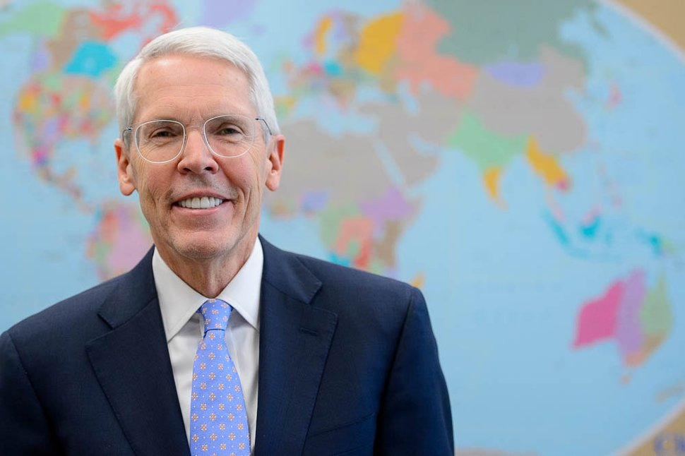 (Trent Nelson   The Salt Lake Tribune) Gary Crittenden, managing director of the missionary department for The Church of Jesus Christ of Latter-day Saints, in Salt Lake City on Friday, March 8, 2019.