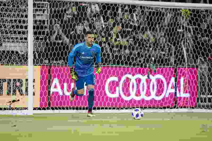 In a playoff chase, RSL could be down to its fourth-string goalkeeper. Meet Andrew Putna.