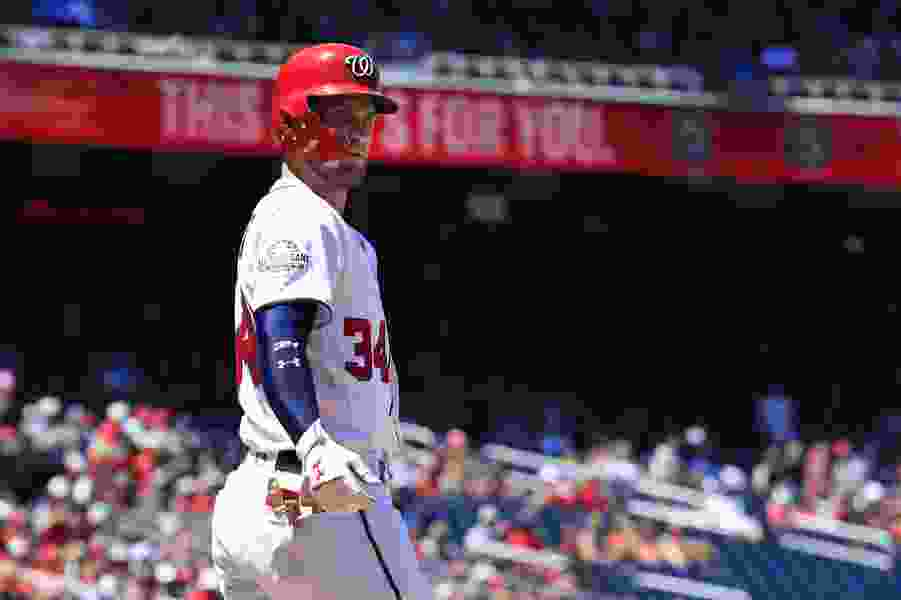 Nationals' Bryce Harper is voted an All-Star starter despite .218 batting average