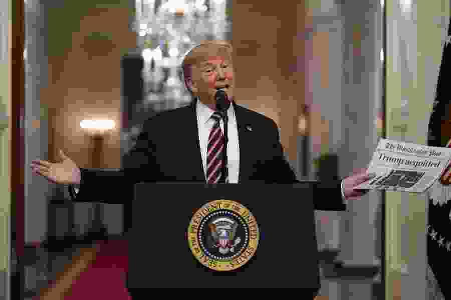 David Brooks: How Trump wins again