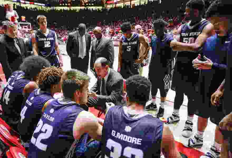 Utah State men's basketball: Aggies finalize 2017-18 schedule