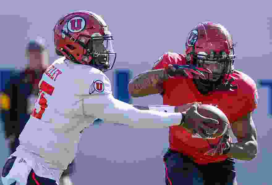 Utah's Red-White Game is scaled-down football, but there will still be plenty to see