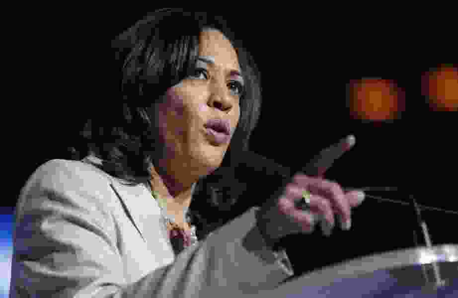 Turns out an advertised Utah appearance by presidential hopeful Kamala Harris was an elaborate — perhaps illegal — hoax