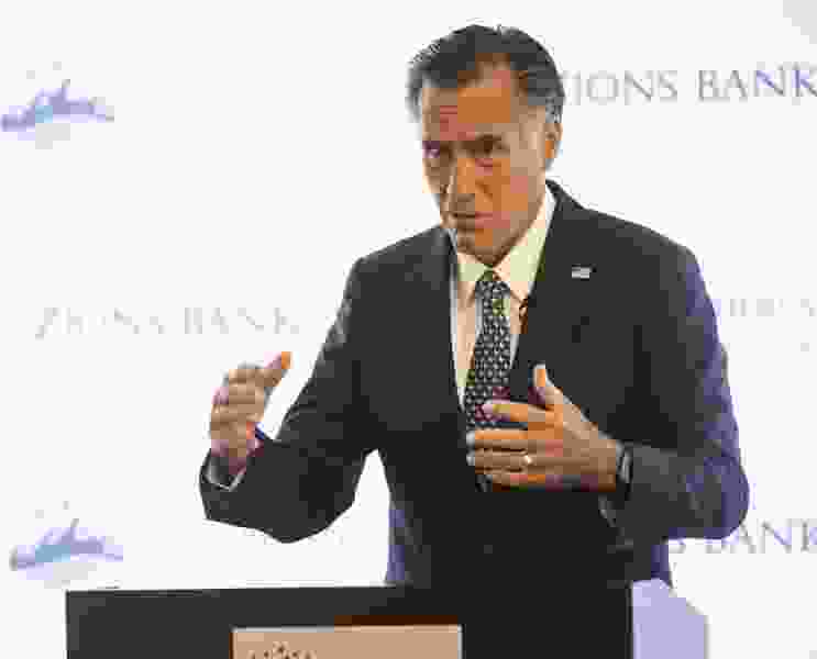 Yoram Bauman: After RomneyCare, it's time for RomneyAir