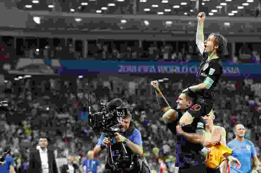 With its World Cup run, Croatia adds to sports glory that would make bigger nations boast
