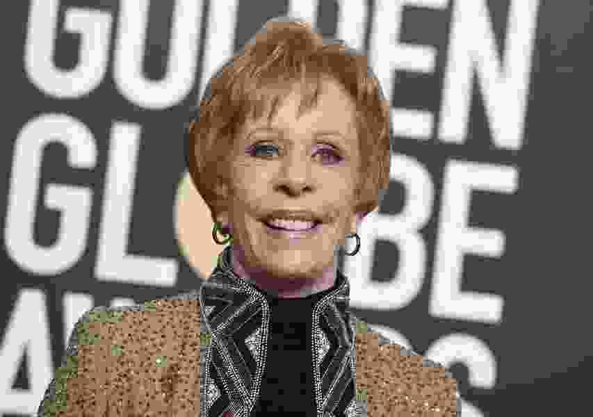 TV legend Carol Burnett is coming to Salt Lake City
