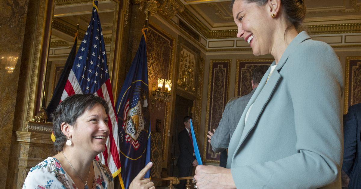 Utah Olympic bid committee letting athletes take the lead