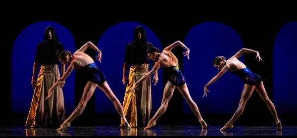 (Courtesy Luke Isley) Artists of Ballet West perform in Nicolo Fonte's