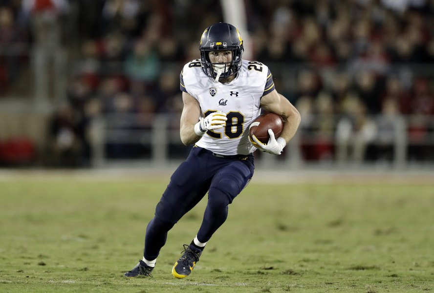 Cal Running Back Patrick Laird Takes Meteoric Rise Up Depth Chart
