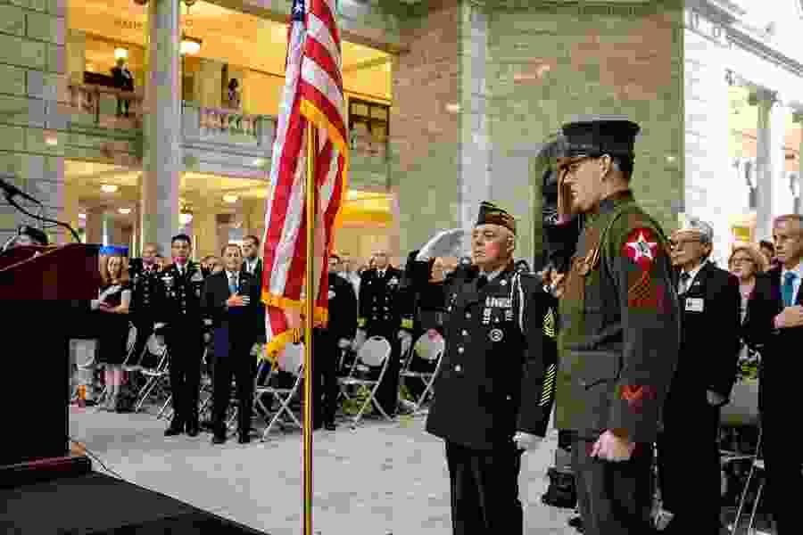 Deborah Gatrell: Veterans have a home in Utah's Democratic Party