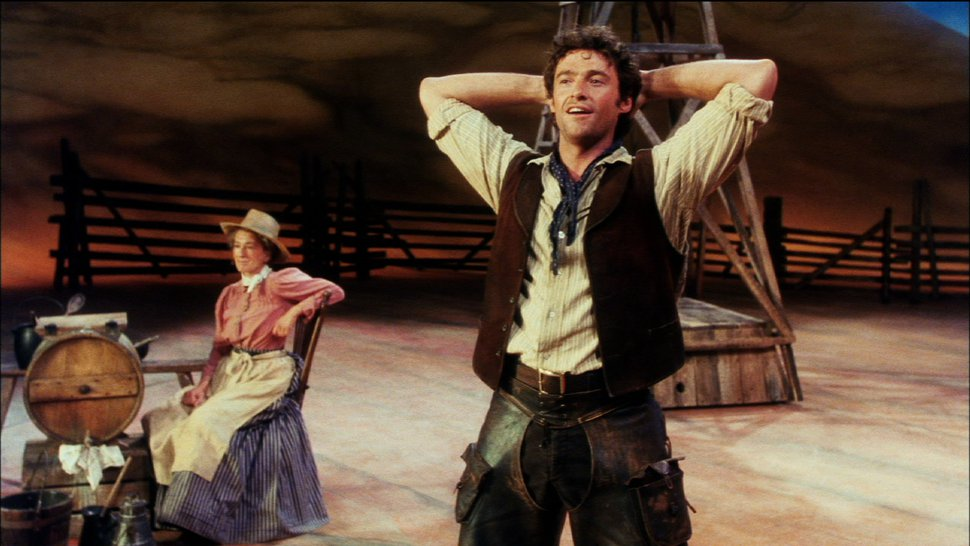 (Courtesy of PBS) Hugh Jackman in the 1999 rendition of