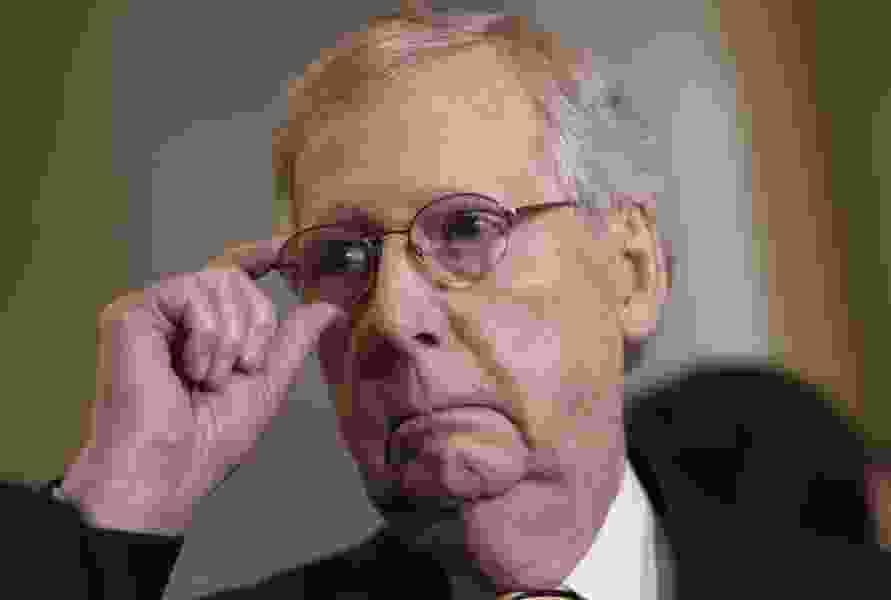 Political Cornflakes: McConnell cancels the Senate's August recess