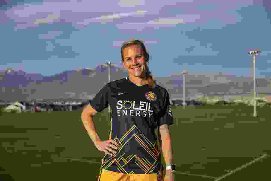 Utah Royals unveil new home kits, jersey sponsor