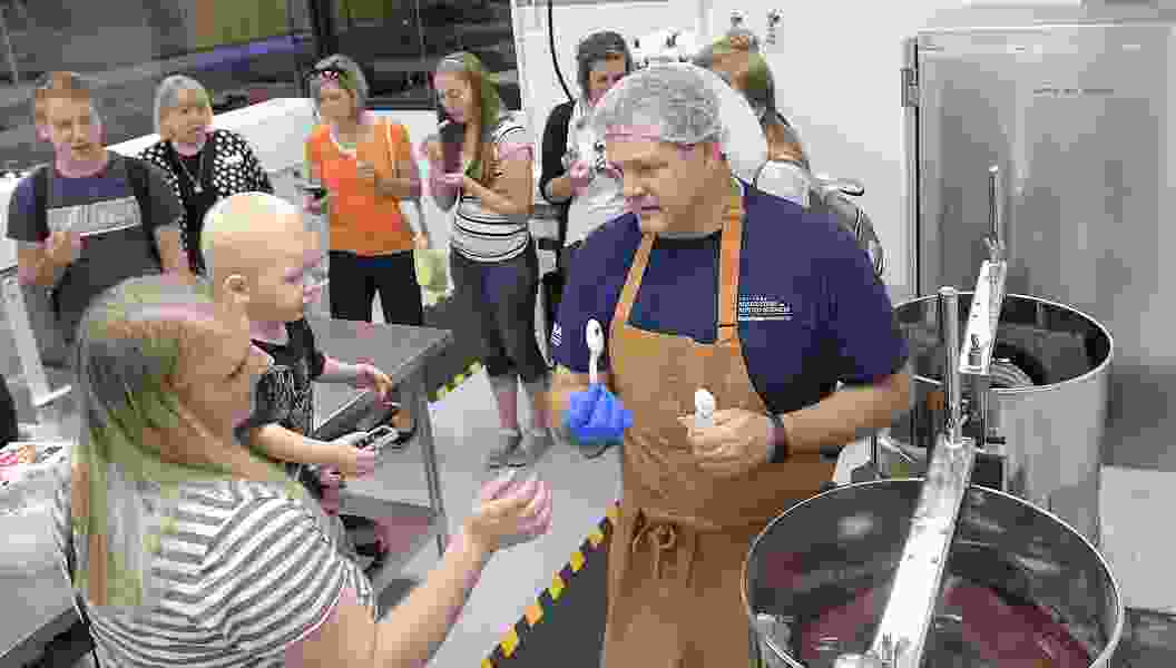 After Aggie Ice Cream and Aggie Cheese, Utah State University's chocolate factory could be the start of a new food tradition
