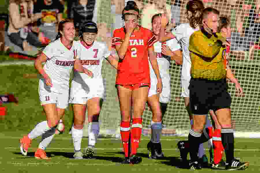 Utah Soccer: No. 2-ranked Stanford tops struggling Utes, 3-0