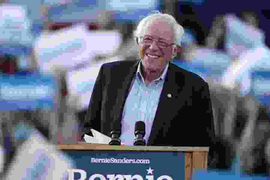 Campaign: Sanders had heart attack, released from hospital