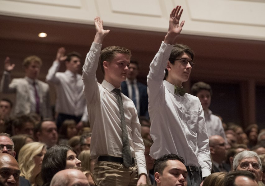 latter day saint boys can enter priesthood before they turn 12 under