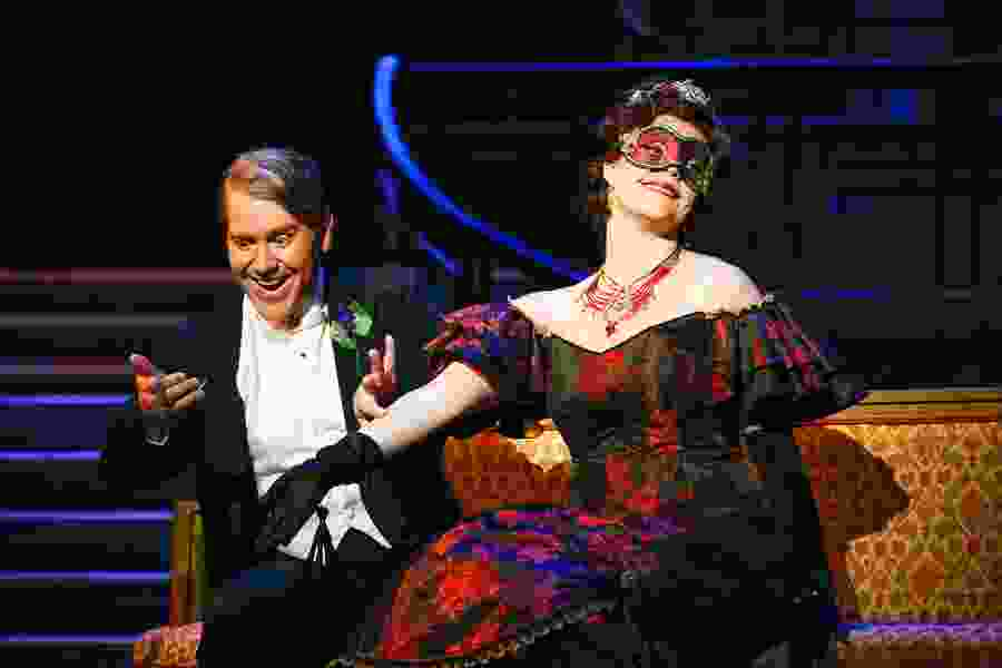 Raise a glass to four decades of Utah Opera with bubbly 'Die Fledermaus'