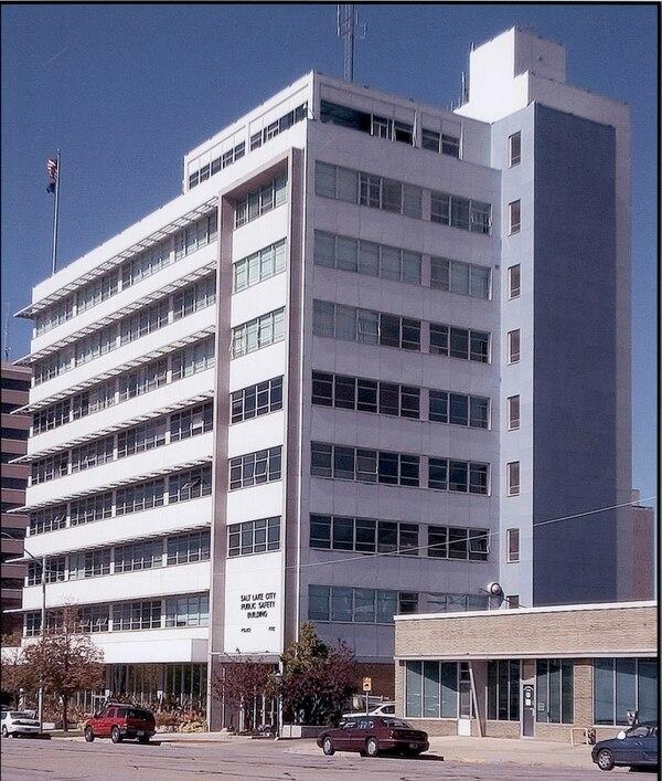 | Tribune File Photo Salt Lake City's Public Safety building, 200 South. 300 East.
