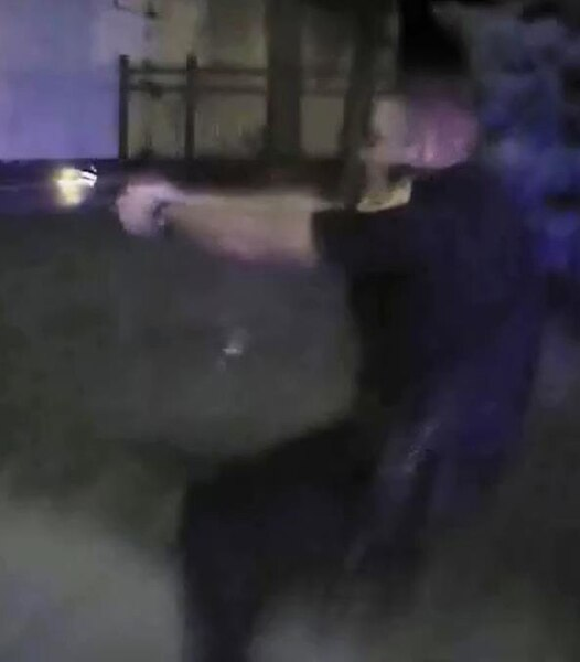 Bodycam Footage Shows Utah Cop Shooting Fleeing Black Cyclist In The Back""