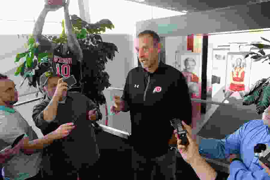 COVID-19 throws recruiting process, for Utah and everybody else, into disarray