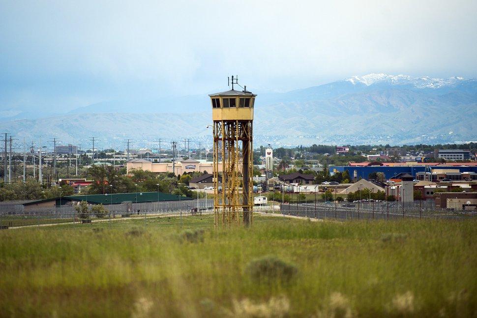 (Chris Detrick | Tribune file photo) The Utah State Prison in Draper on Thursday May 21, 2015.