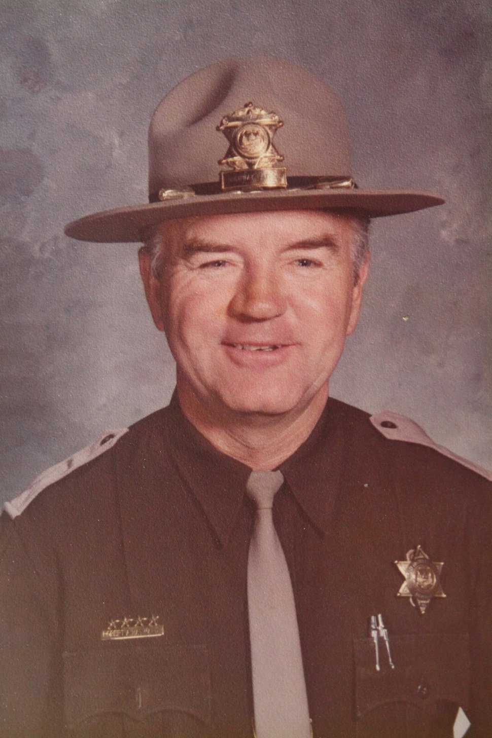 Utah Highway Patrol trooper Robert