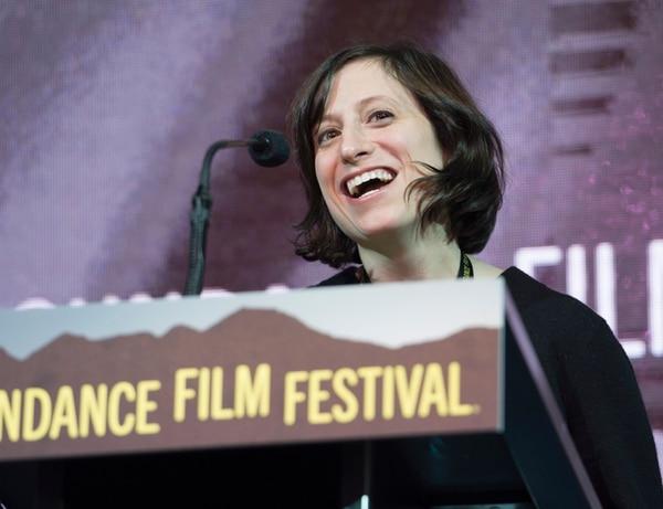 Rick Egan   The Salt Lake Tribune Eliza Hittman receives the Directing Award: U.S. Dramatic for her film ÒBeach Rats,Ó at the 2017 Sundance Film FestivalÕs Awards Ceremony, Saturday, January 28, 2017.