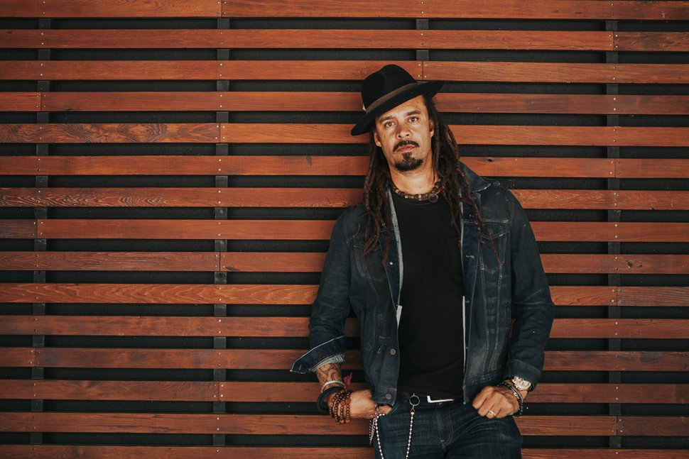 (Photo courtesy ASCAP) Hip-hop/soul musician Michael Franti and his band Spearhead will perform June 30, 2019, at Deer Valley's Snow Park Amphitheater.