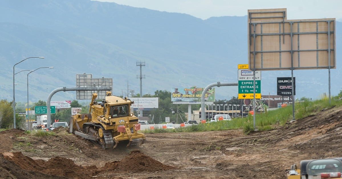 Letter: Thanks to UDOT for improvements around Layton, Clearfield
