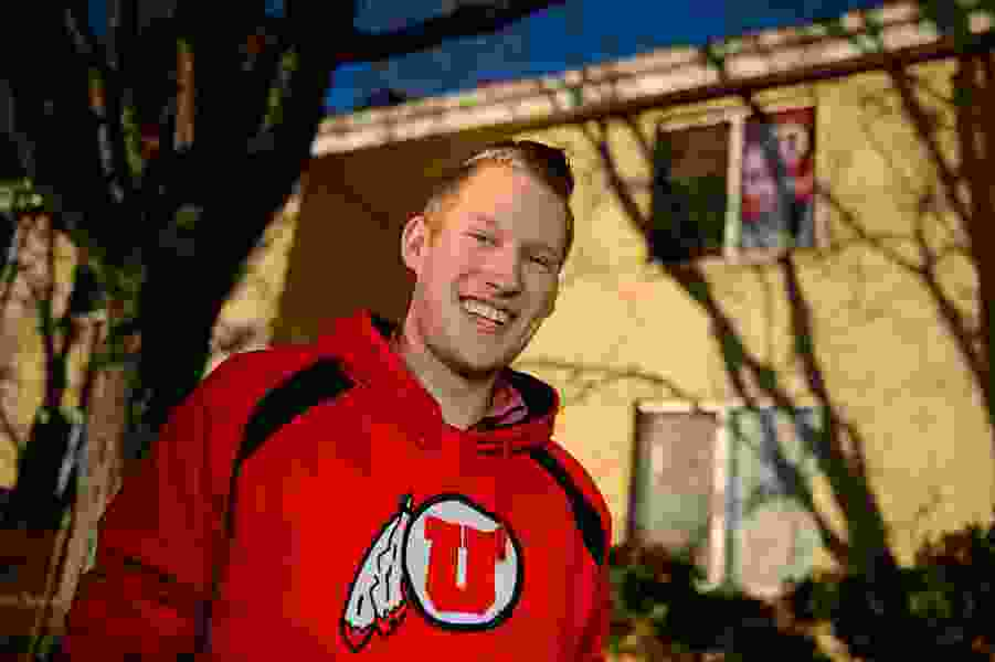 What's it like living in the heart of enemy territory? We asked Utah fans in Provo and BYU supporters in Salt Lake City