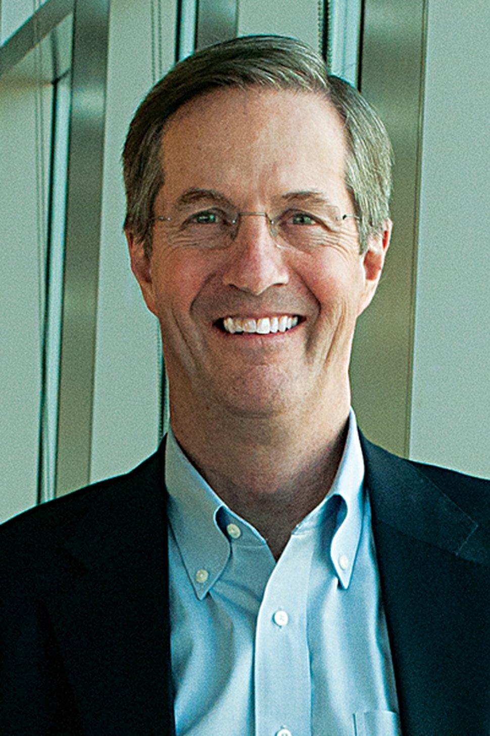 Bill Wyatt, executive director of Salt Lake City International Airport.