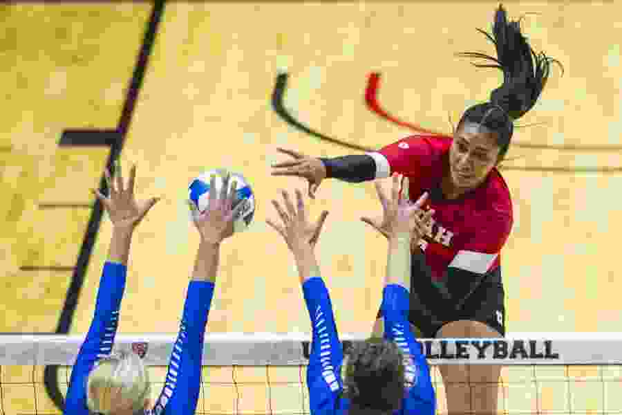 Adora Anae leads a group of four Utes selected as All-Pac-12 honorees