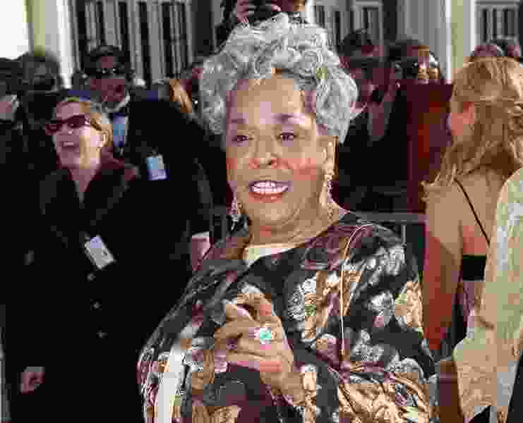 Della Reese, who called Utah home while filming 'Touched by an Angel,' dies at 86