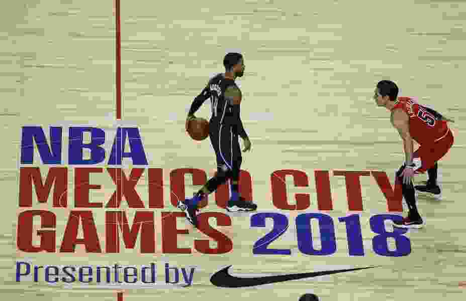 For the Jazz, Saturday's game in Mexico City will be like any other trip. For Mexico, the game is a big deal.