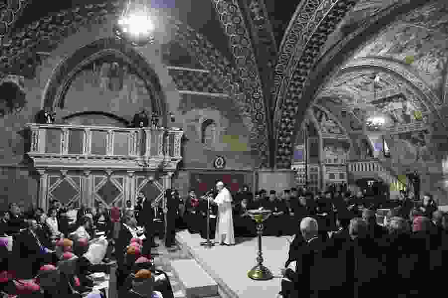 Pope Francis launches his post-COVID agenda with announcement of new encyclical
