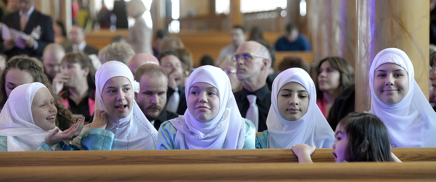 Interfaith Month to highlight charitable works of Utah's religious groups