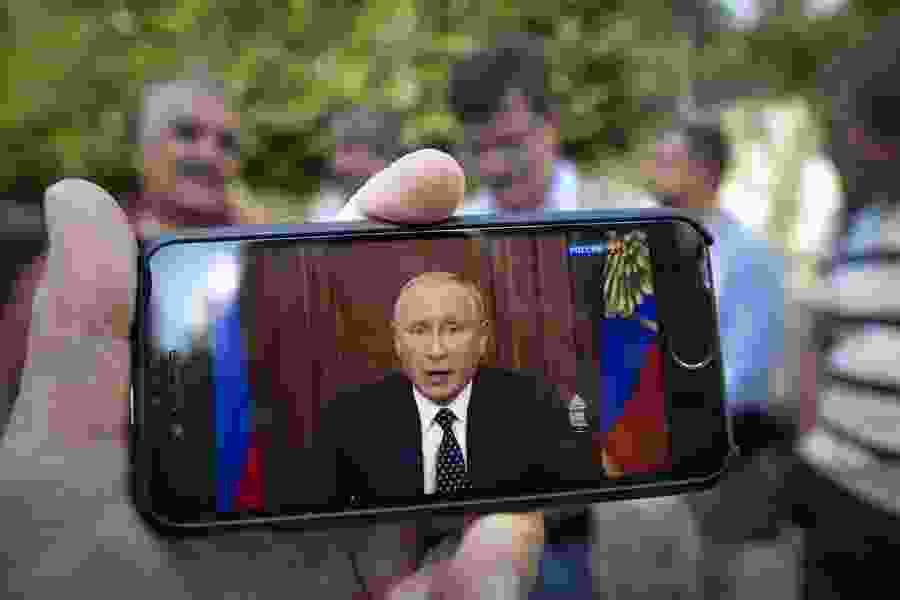 Leonid Bershidsky: Why Putin is softening on internet memes