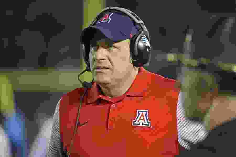 Arizona fires Rich Rodriguez amid hostile workplace claim