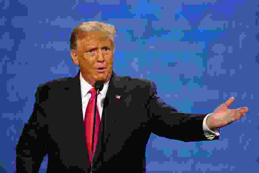 Jana Riess: Retired BYU professor denounces Donald Trump in viral video