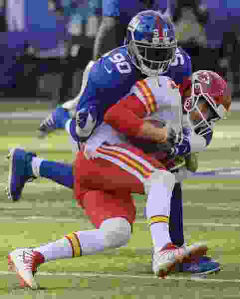 Jason Pierre Paul Draft: Once An MVP Candidate, Some Chiefs Fans Want Former Ute