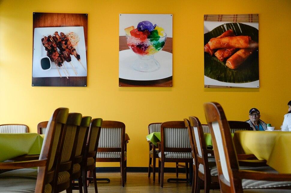 (Francisco Kjolseth | The Salt Lake Tribune) BFF Turon, a new Filipino restaurant in West Jordan serves up turo-turo or cafeteria style food.