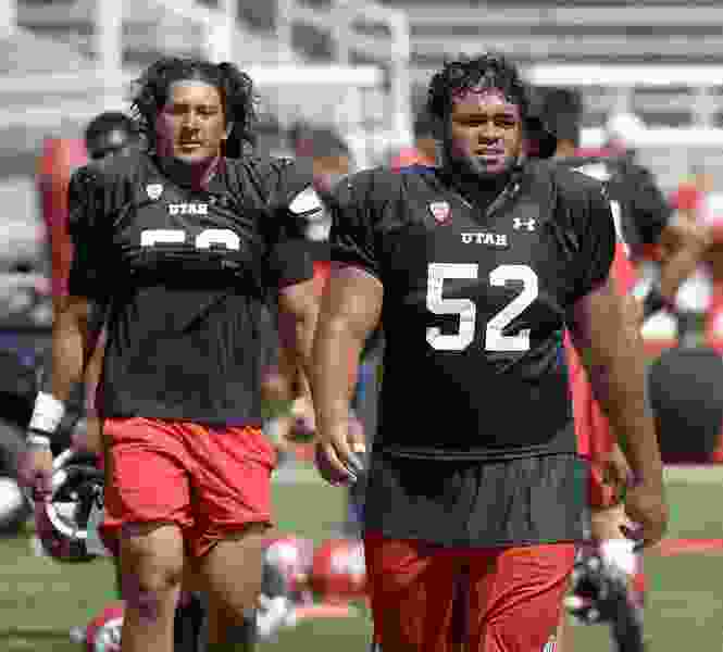 Utah football: When it comes to the defensive line, Utes are in the deep end